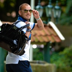 FOTOTOMA121043 Inter Milan Wesley Sneijder 21